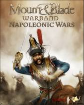 Mount & Blade Warband Napoleonic Wars dvd cover