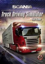Scania Truck Driving Simulator: The Game dvd cover