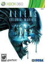 Aliens: Colonial Marines dvd cover