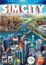 SimCity 2013 dvd cover