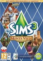 The Sims 3: Monte Vista dvd cover