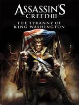 The Tyranny of King Washington dvd cover