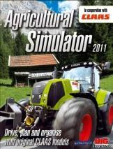 Agricultural Simulator 2011 dvd cover