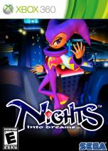 Nights Into Dreams dvd cover