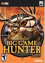 Cabela's Big Game Hunter 09 dvd cover