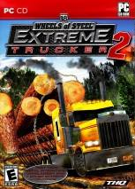 18 Wheels of Steel: Extreme Trucker 2 dvd cover