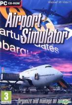 Airport Simulator dvd cover