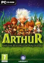 Arthur and the Revenge of Maltazard dvd cover