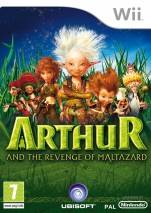 Arthur and the Revenge of Maltazard dvd cover