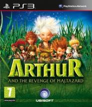 Arthur and the Revenge of Maltazard cd cover