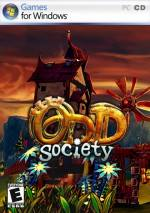 Odd Society dvd cover