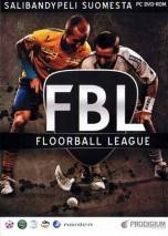 Floorball League dvd cover