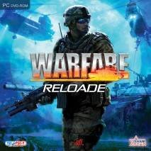 Warfare Reloaded dvd cover