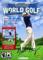 Hank Haney's World Golf poster 