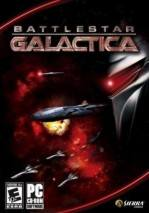 Battlestar Galactica dvd cover