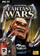 Fantasy Wars dvd cover