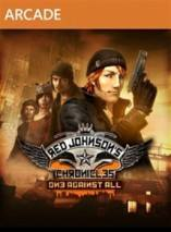 Red Johnson's Chronicles 2: One Against All dvd cover