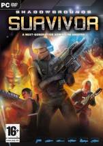 Shadowgrounds Survivor dvd cover