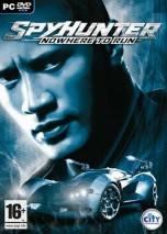 Spyhunter Nowhere To Run dvd cover