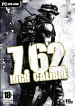 7.62 High Calibre dvd cover