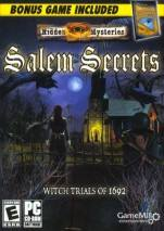 Hidden Mysteries: Salem Secrets dvd cover