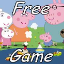 Peppa Pig Fan Memory Game dvd cover