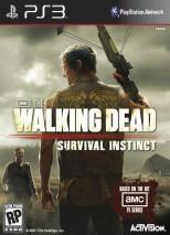 The Walking Dead: Survival Instinct cd cover