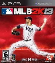 MLB 2K13 cd cover