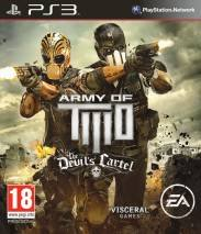 Army of Two: The Devil's Cartel dvd cover