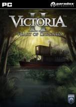 Victoria II: Heart of Darkness dvd cover