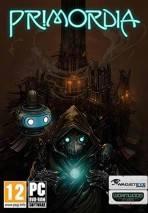 Primordia dvd cover
