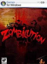 Zombilution Cover