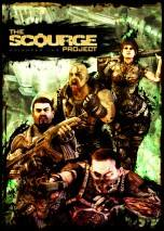 The Scourge Project: Episodes 1 and 2 dvd cover