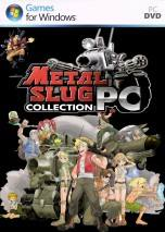 Metal Slug Collection dvd cover