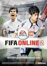 FIFA Online 2 dvd cover