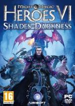 Might & Magic Heroes VI - Shades of Darkness poster