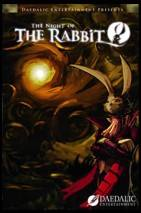 The Night of the Rabbit dvd cover
