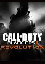Call of Duty: Black Ops II - Revolution dvd cover