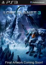 Lost Planet 3 cd cover