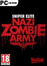 Sniper Elite: Nazi Zombie Army dvd cover