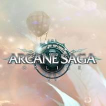 Arcane Saga dvd cover