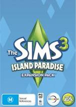The Sims 3: Island Paradise dvd cover