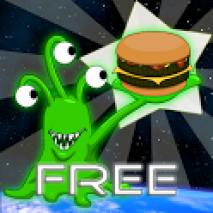 Aliens Need Burgers Cover
