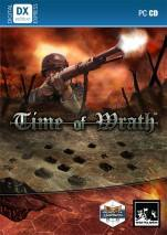 World War II Time of Wrath dvd cover