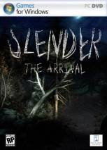 Slender: The Arrival dvd cover