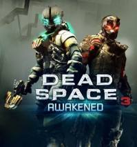 Dead Space 3: Awakened dvd cover