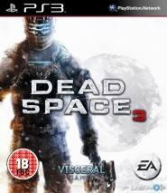 Dead Space 3 cd cover