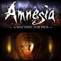 Amnesia: A Machine for Pigs dvd cover