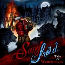 Sang-Froid: Tales of Werewolves dvd cover