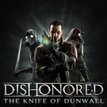 Dishonored: The Knife of Dunwall dvd cover